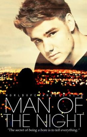 Man of the Night (Lilo/Larry) by WorldofChances2GiveU