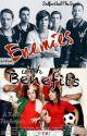 Enemies With Benefits (Kellic) by SulfurAndTheSea