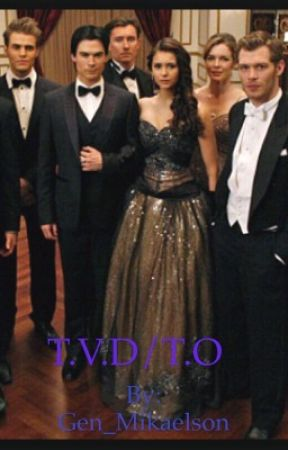 T.V.D Preferences and Imagines by Gen_Mikaelson