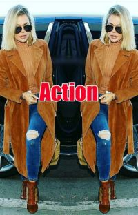 Action ~ life as khloe kardashian's daughter  ~ cover
