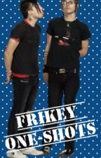 Frikey one-shots ( Mikey Way and Frank Iero ) by xXilikebandsXx
