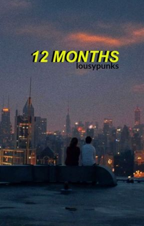 12 Months//michael clifford short story by lousypunks
