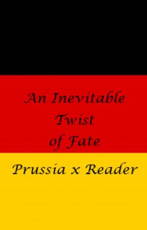 An inevitable twist of fate (Prussia x Reader) by Moonwolflove