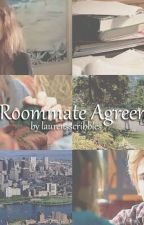 The Roommate Agreement         [The Hunger Games Fanfiction] by laurensscribbles