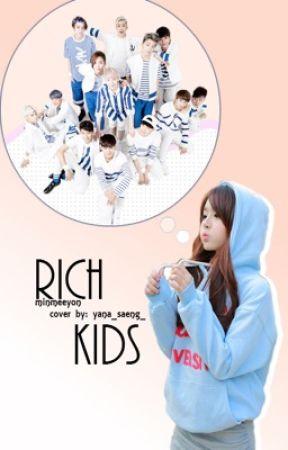 Rich Kids (Seventeen fan fiction) by cheoliepie