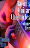 Daron's Guitar Chronicles Vol 5 cover