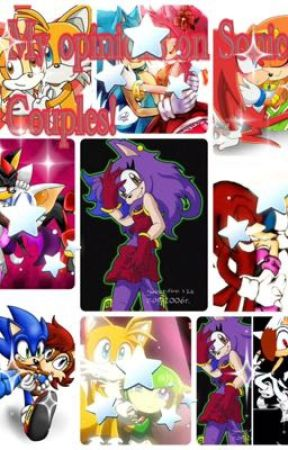 My opinions on Sonic couples! by AshleyTheHedgehog