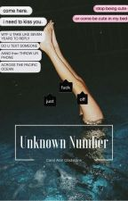 Unknown Number {L.S} by CarolAnnGladstone