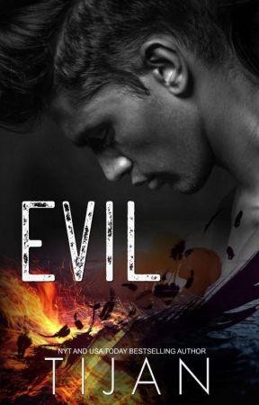 Evil by TijansBooks