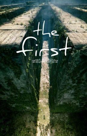 The First (The Maze Runner Fanfic) by xXLC153Xx