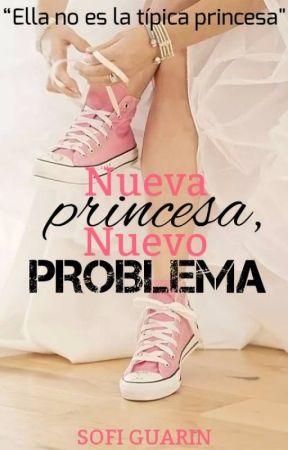 Nueva princesa, nuevo problema [LHC #1] by ansogura