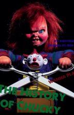 The History of Chucky by KirbyKip251