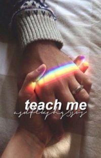 Teach Me ⇝ Lashton  ✓ cover