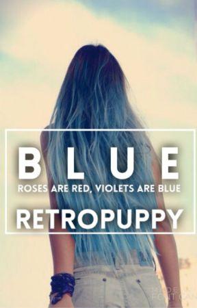 BLUE by Retropuppy