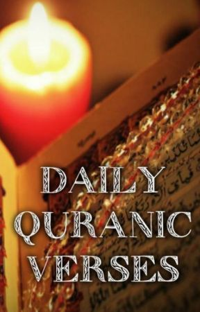 Daily Quranic Verses [on hold] by ravingmuslimah