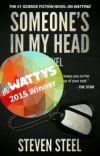 Someone's In My Head (WATTYS AWARD WINNER 2015) cover