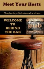 Behind the Bar (your Hosts and Guidelines) by PoetsPub