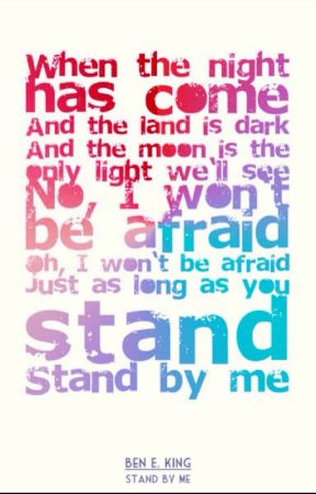 Stand By Me Preferences by florexotica