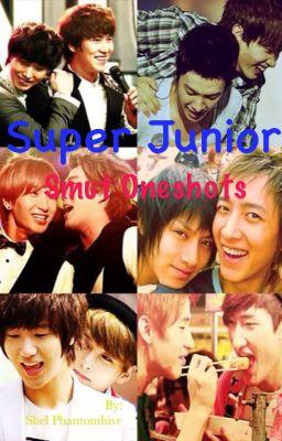 Super Junior Smut Oneshots