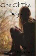 One of the boys by StareyedWolf