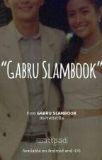 Gabru Slambook by ItsPrettyElla