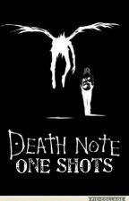 Death Note One-Shots by Unlucky_Charm