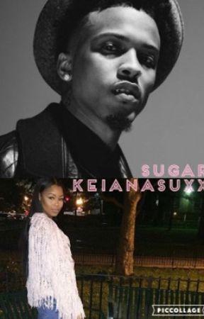 Sugar   August Alsina by ArtistryByBadu