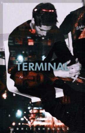 Terminal || L.H by britishrogue_