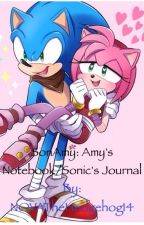 SonAmy Boom: Amy's Notebook/ Sonic's Journal by NOVATheHedgehog14