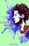 young and beautiful    larry s. cover