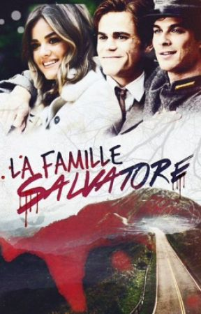 La famille Salvatore | TVD by Ellie-xox-