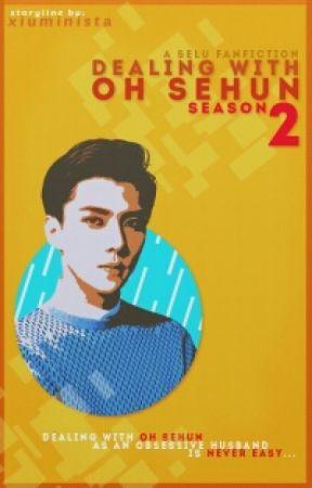 HunHan [Book 2]: Dealing With Oh Sehun [BoyxBoy] by xiuminista