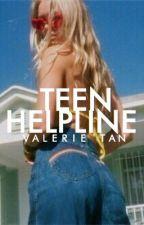 Teen Helpline [#1 of the Helpline Trilogy] by dariamorgondoffer