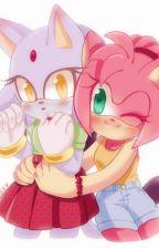 Sonic Girls x Reader - Oneshots by DJtheHedgie