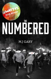 The Numbered cover