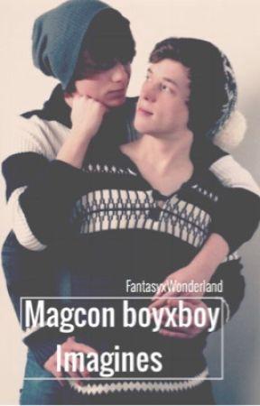 Magcon boyxboy imagines by FantasyxWonderland