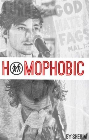 Homophobic - texting- by SheHim