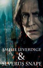 Amelie Leveridge and Severus Snape by Adele015