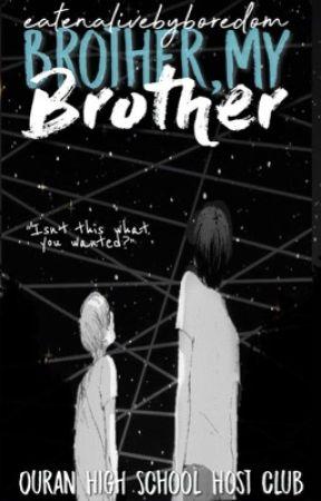 Brother, My Brother » ohshc   k.hitachiin by eatenalivebyboredom