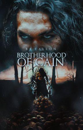 Brotherhood of Cain (Werewolf/Mafia) by Makingmyownworld