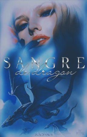 SANGRE DE DRAGÓN   hp by -xxsara