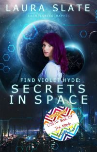 Find Violet Hyde: Secrets In Space cover