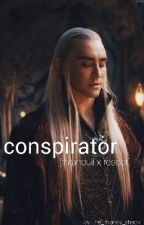 {Thranduil x Reader} (Recontinued!) by the_thrandy_shack