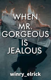 When Mr. Gorgeous is Jealous cover