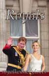 Royals (A Prince Harry Fanfiction) cover