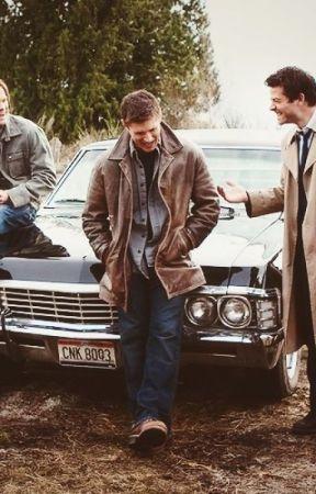Supernatural One Shots - Castiel, Dean, Sam by picnicpower