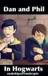 Dan and Phil in Hogwarts (A Harry Potter Phan AU) cover