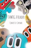 TAWOG X Reader cover