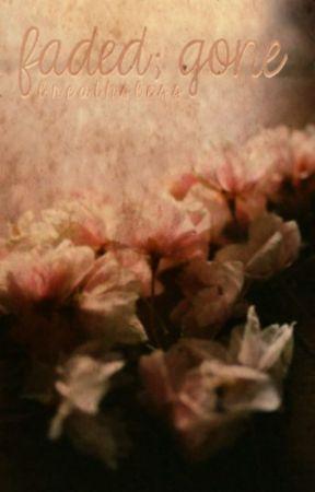 Faded; Gone [ Kim Seokjin ] by breathsless