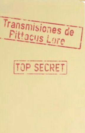 Las Transmisiones de Pittacus Lore by excuse-moi